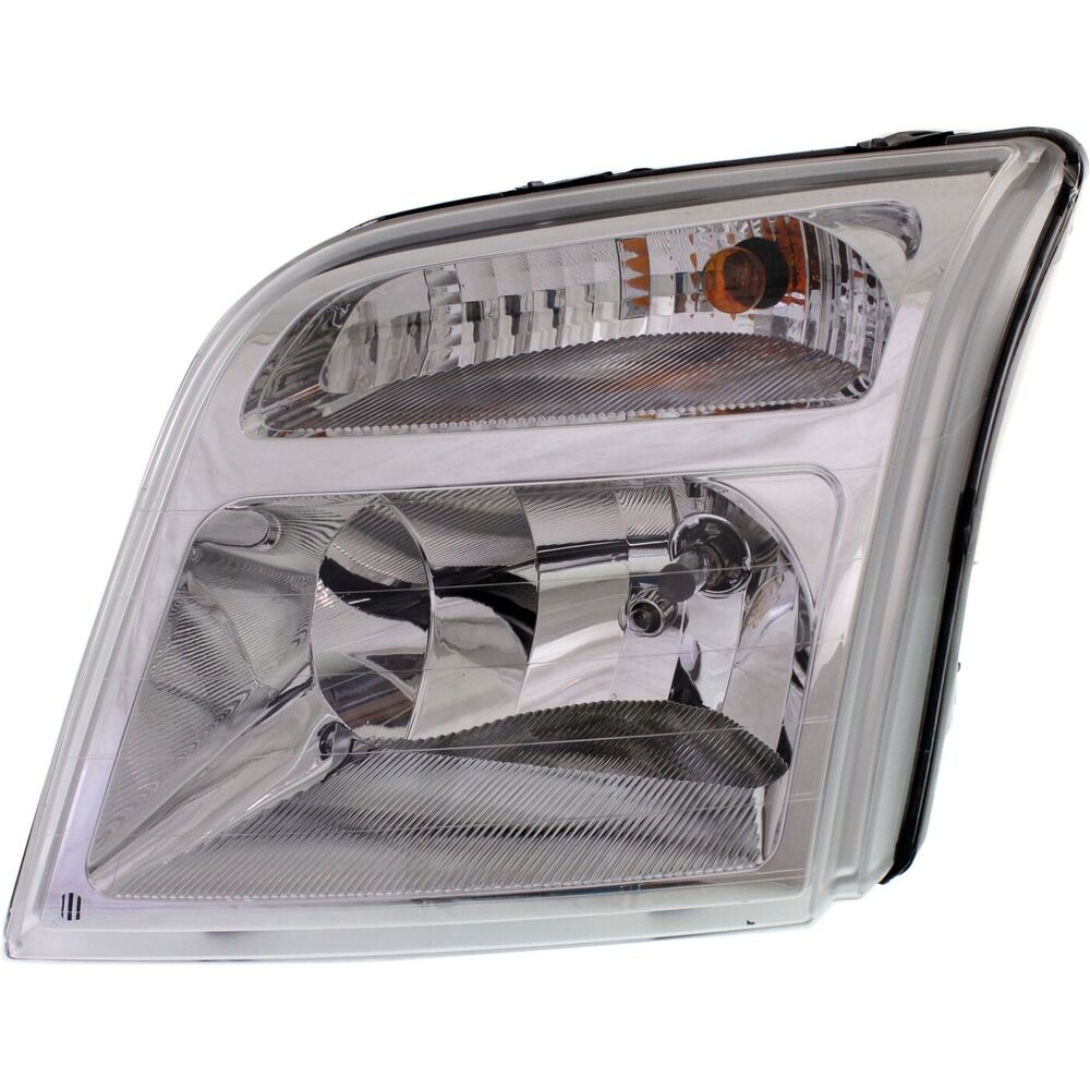Headlight For 2010-2013 Ford Transit Connect Driver Side W