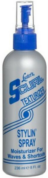 Luster's S-Curl Texturizer Stylin' Spray 8 oz