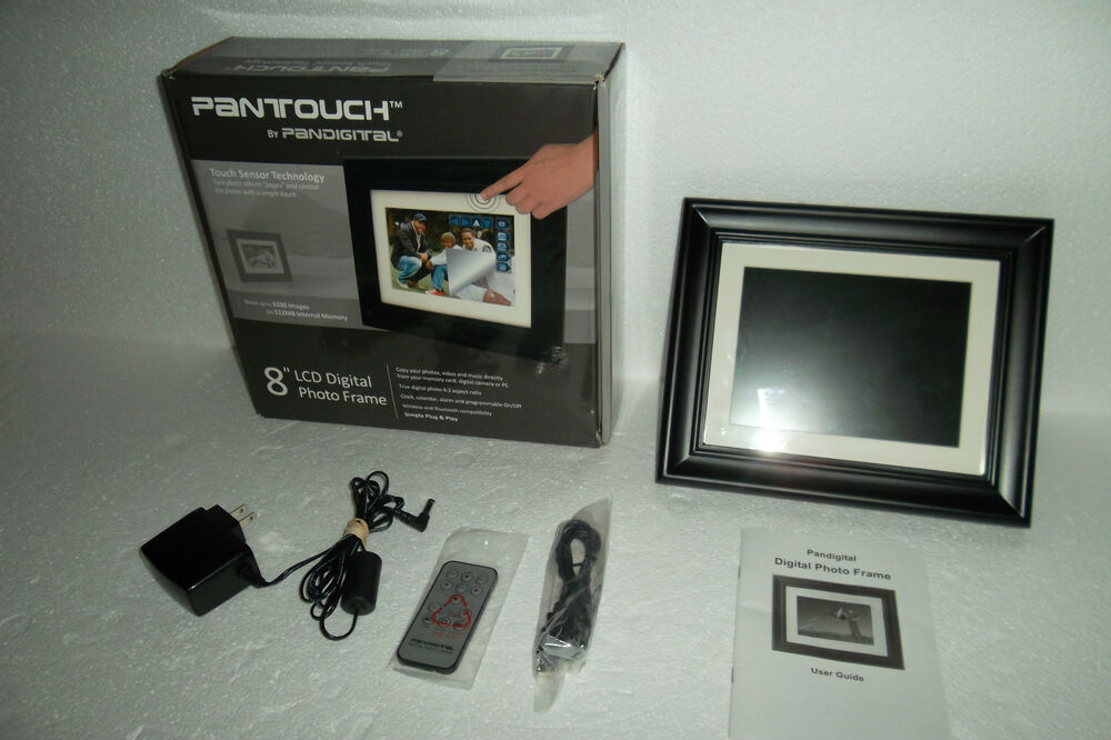 Magnificent Pandigital Picture Frame Gift - Custom Picture Frame ...