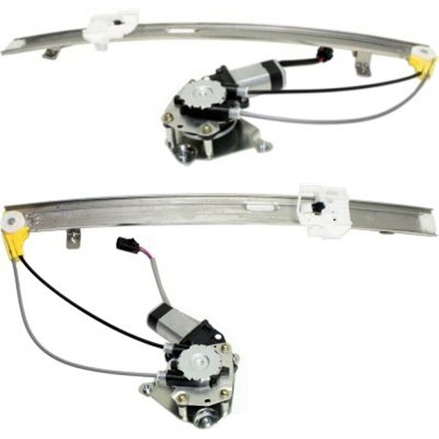 Power window regulator for 2006 2007 jeep liberty set of 2 for 2002 jeep liberty rear window regulator