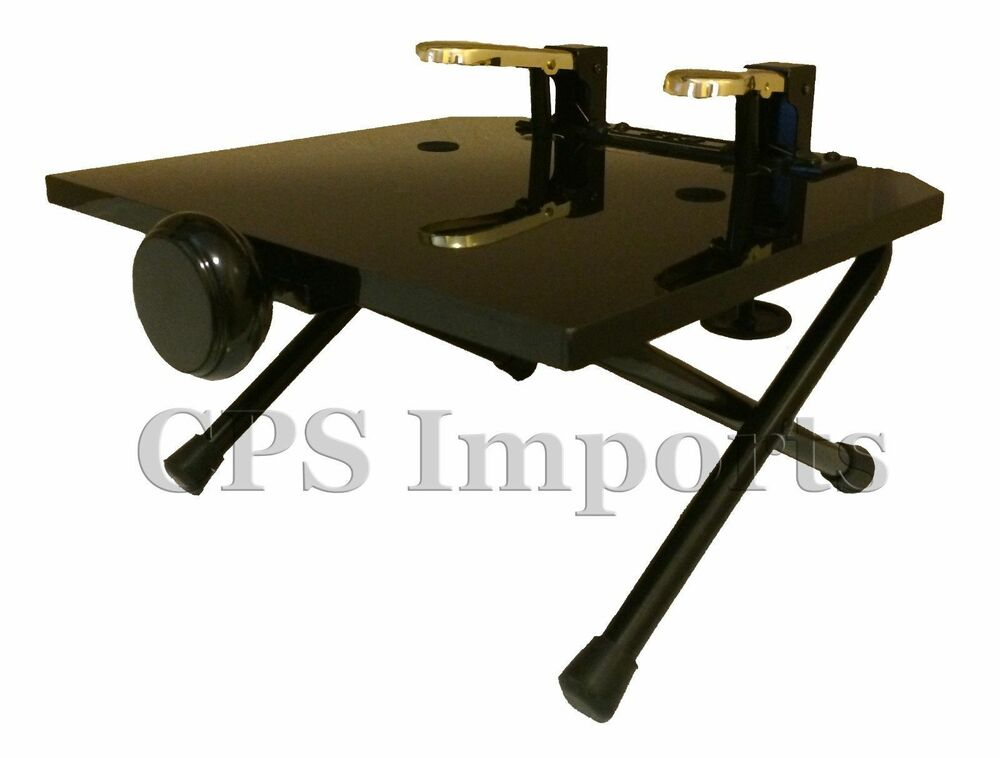 Portable Piano Pedal Stool Piano Pedal Extender Ebay