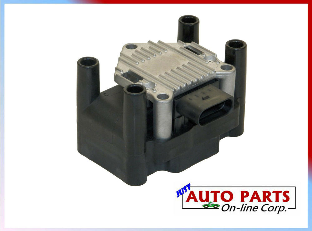 ignition coil volkswagen beetle golf jetta fit   ignition control module ebay