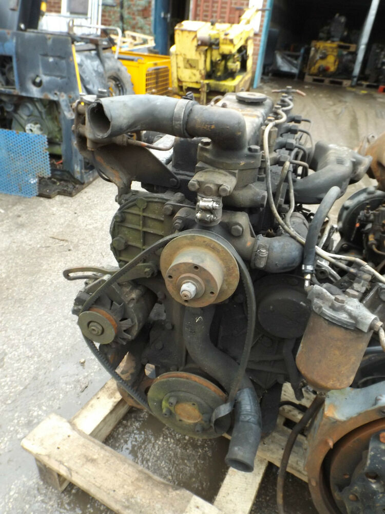 4 Cylinder Perkins Engine Price Inc Vat