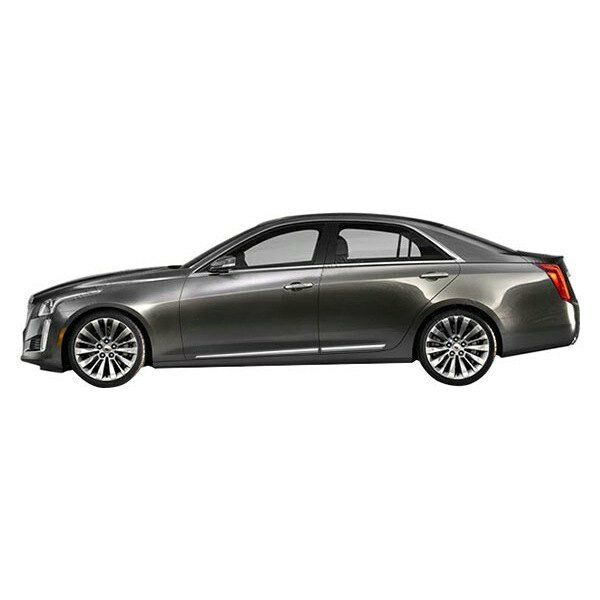 2018 Cadillac Cts V Exterior: Cadillac CTS 2014-2018 Dawn Chrome Lower Body Side