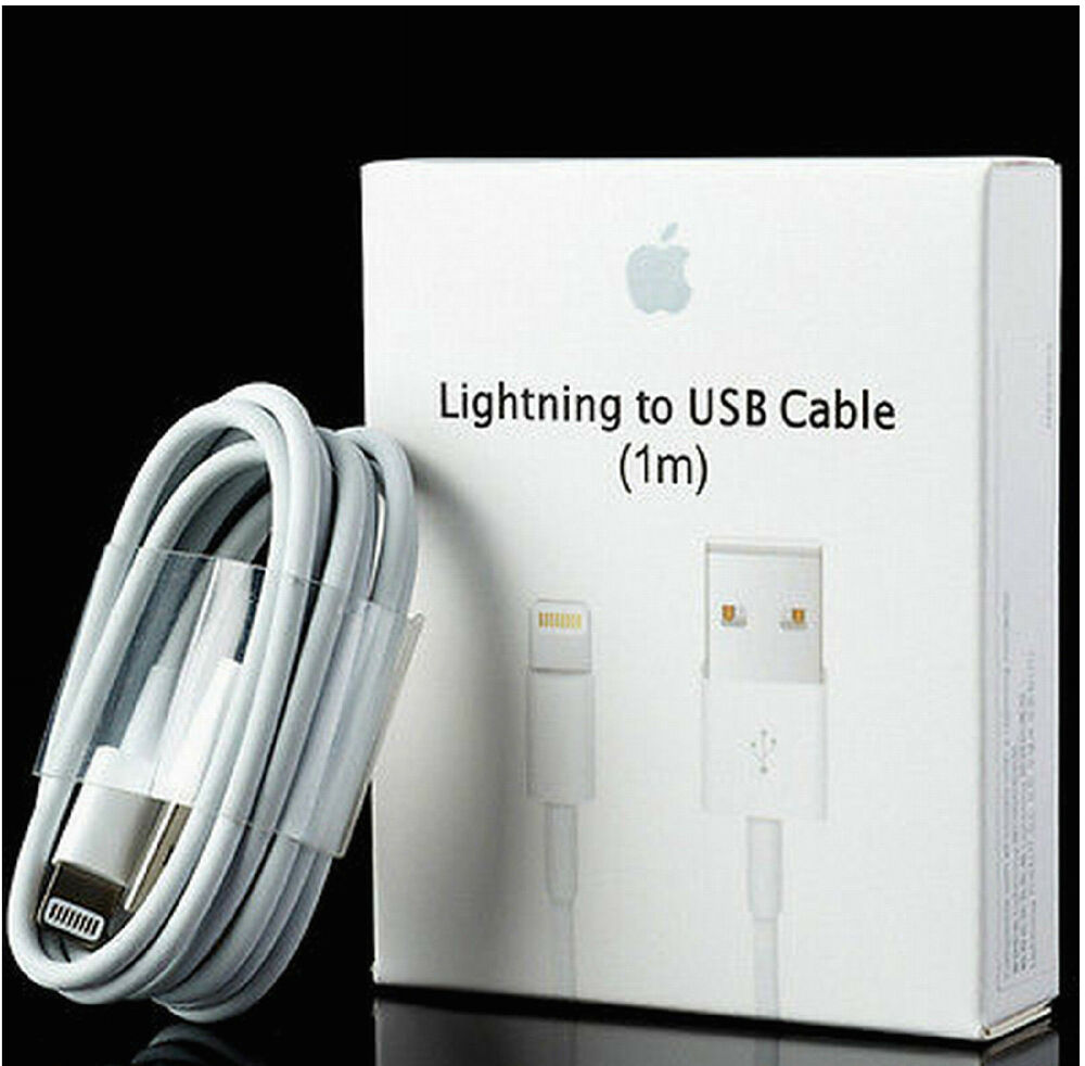 Oem Original Lightning Usb Charger Cable For Apple Iphone