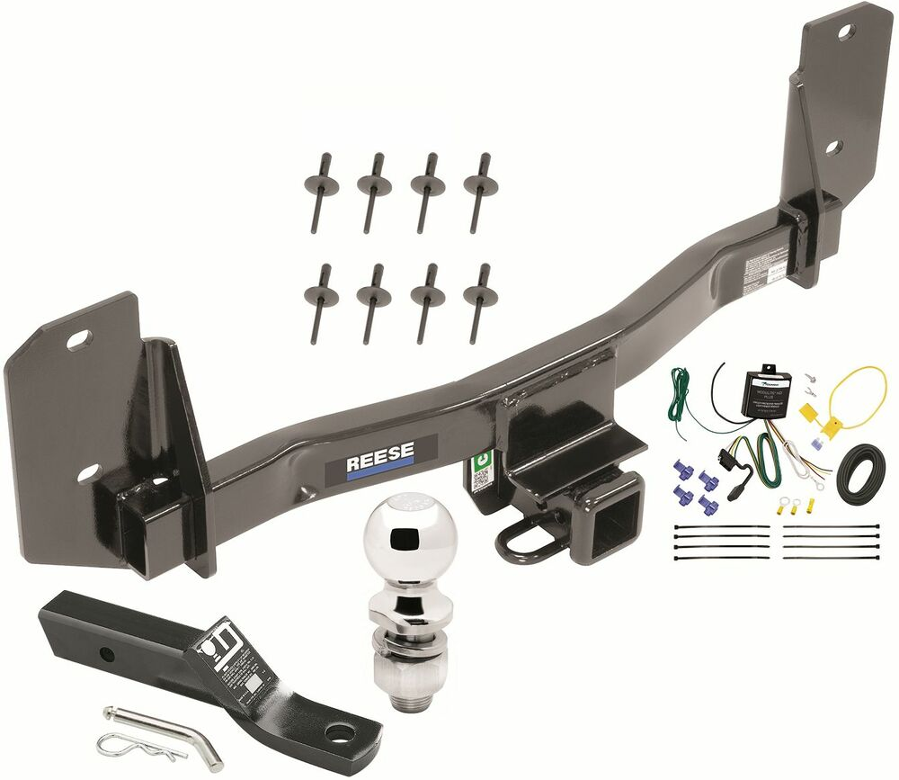 COMPLETE TRAILER HITCH PACKAGE W/ WIRING KIT FITS 2011