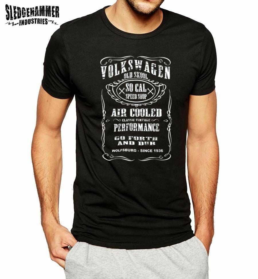 Vw speed shop volkswagen t shirt men 39 s t shirt vw for Shop mens t shirts