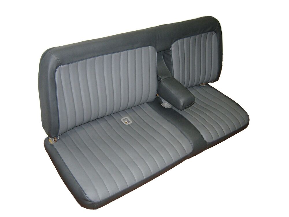 Chevy Bench Seat ~ Chevrolet chevy standard cab truck upholstery