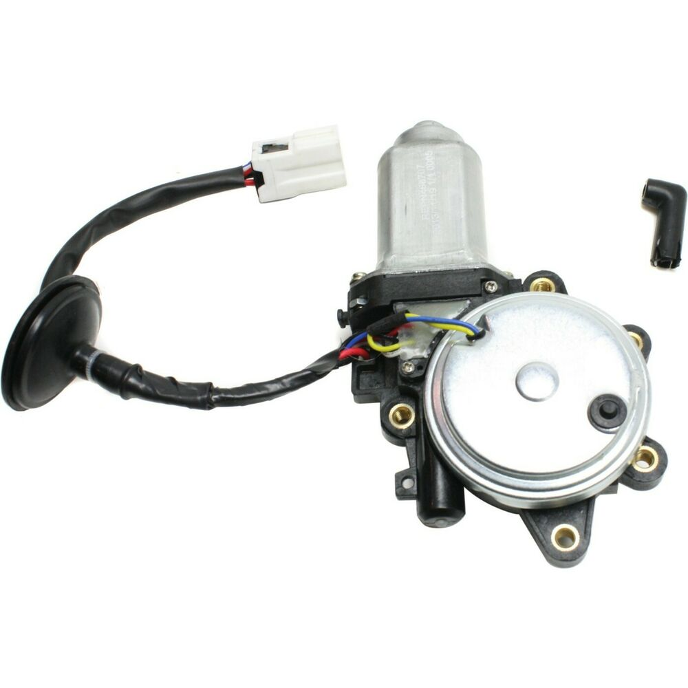 window motor for 2003 2007 infiniti g35 w anti clip