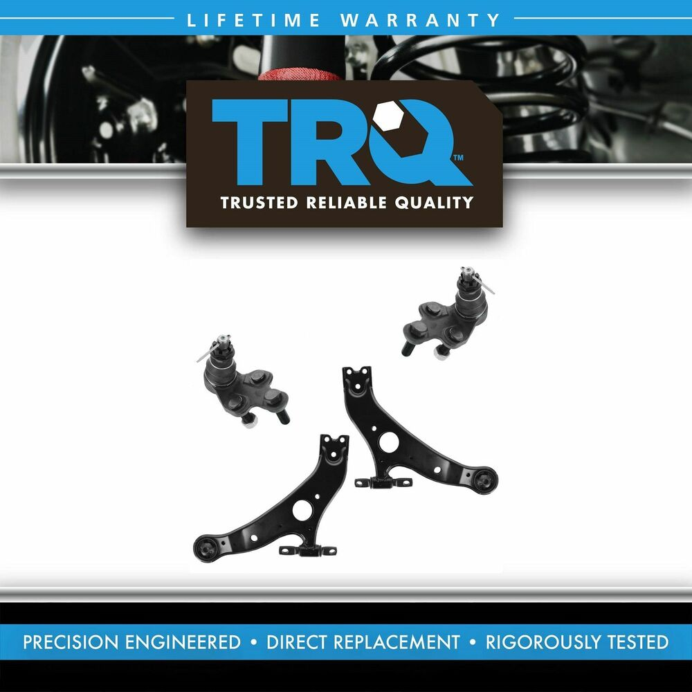 Ball Joint Replacement : Control arm ball joint front lower left lh right rh set
