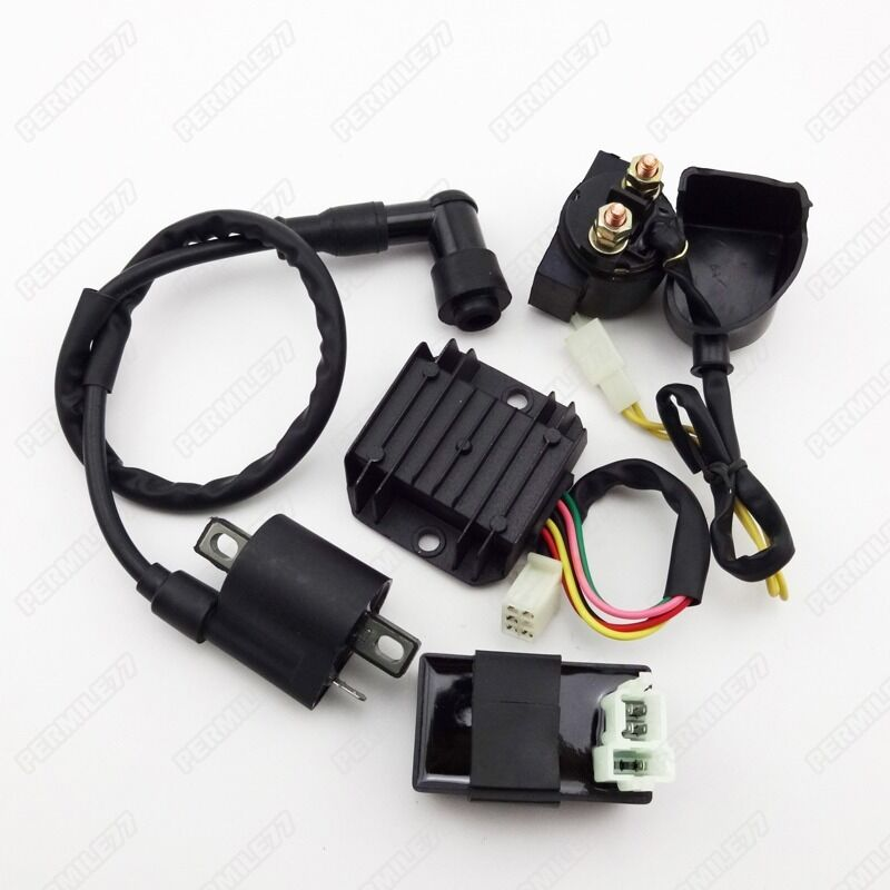 Ignition Coil Cdi Rectifier Relay Chinese 150cc 200cc