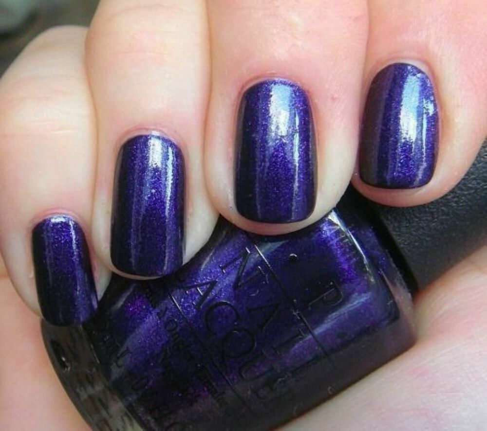 Opi Nail Polish Lacquer Enamel Varnish B61 Ink 15ml 94100005331 The Origins Of Australianplug And Other Electrical Trivia Ebay