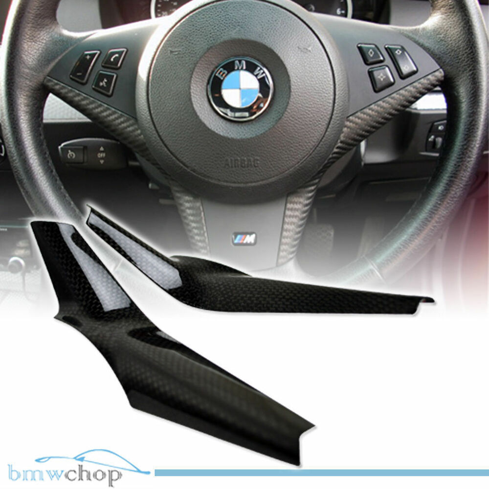 Carbon Fiber Bmw E60 4d Sedan M5 Model 5 Series Steering