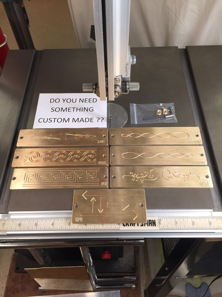 brass tag engraving machine