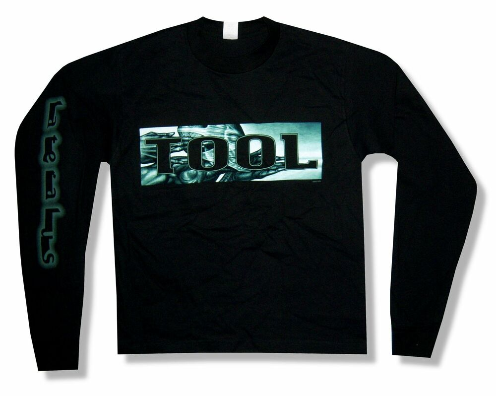 Tool skin black long sleeve t shirt new official adult for Perfect black t shirt