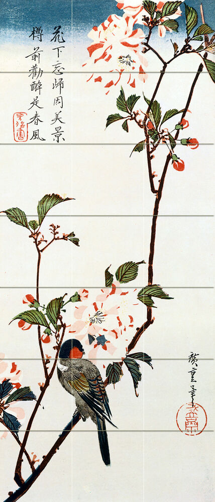 Tree Peonies in Japanese Art | crickethillgarden