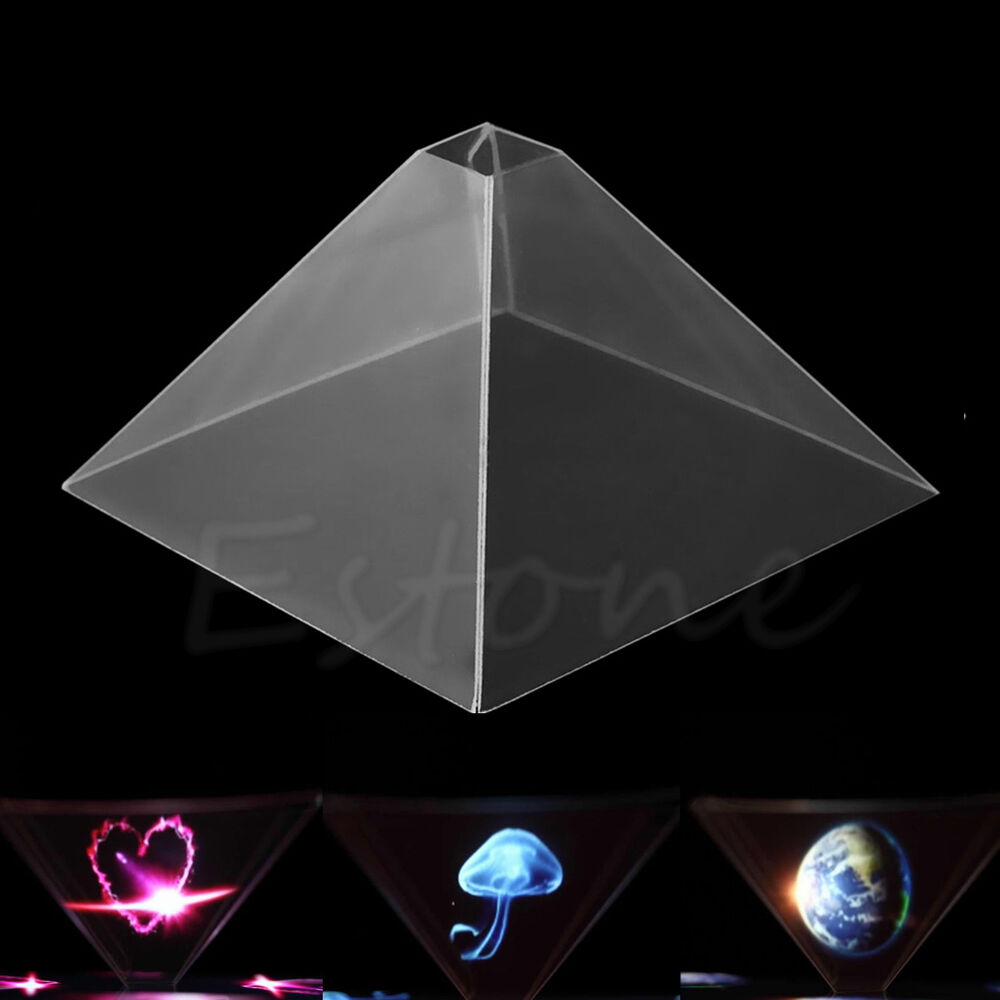 For ipad tablet pc 6 5 39 39 12 39 39 3d holographic display for Ipad mobile projector