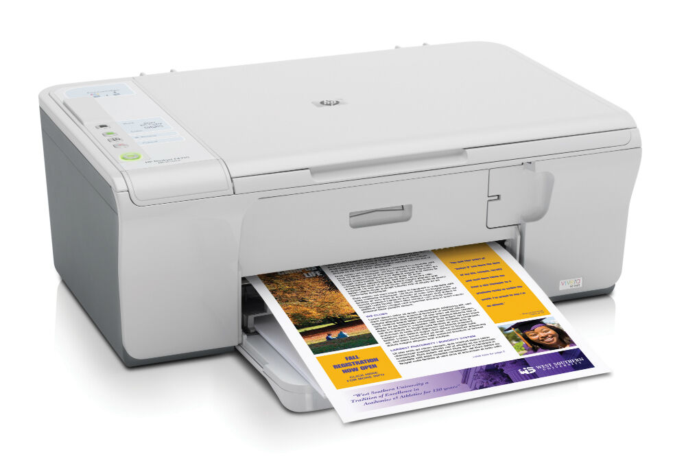how to use hp deskjet printer
