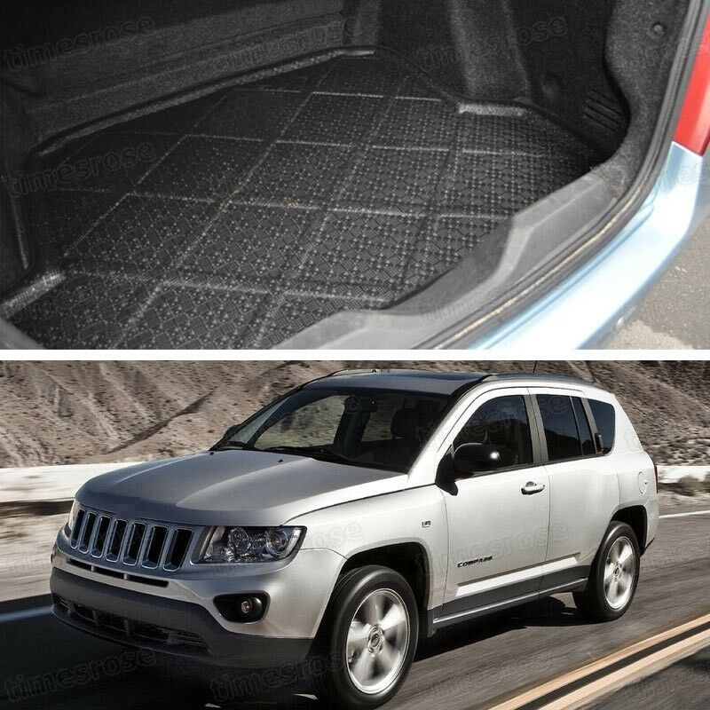 Rear Car Boot Cargo Trunk Mat Liner Tray Floor Mat For