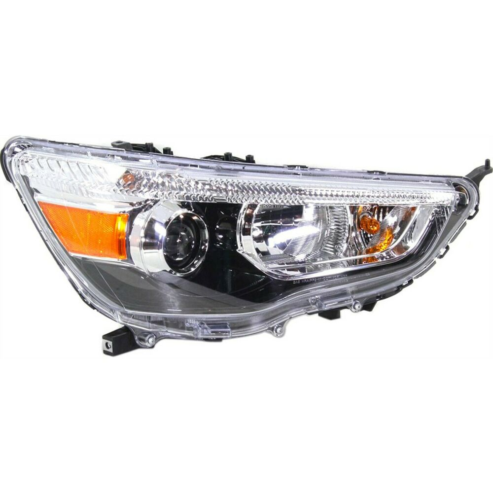Mitsubishi Sports Car List: Headlight For 2011-2015 Mitsubishi Outlander Sport RVR