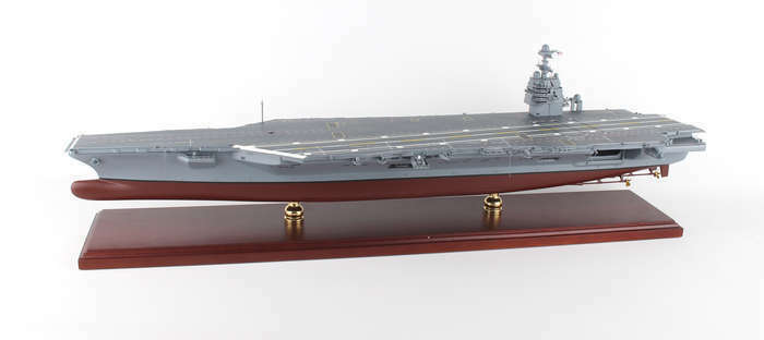 Usn Uss Gerald R Ford Cvn 78 Desk Display 1 430 Aircraft