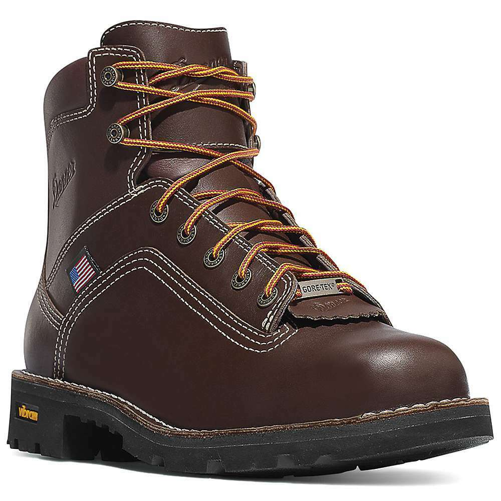 Danner Usa Made 17303 Safety Toe 6 Quot Quarry Gore Tex Work
