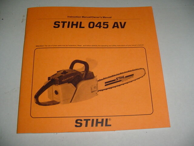 Repair manual For stihl Fs55r