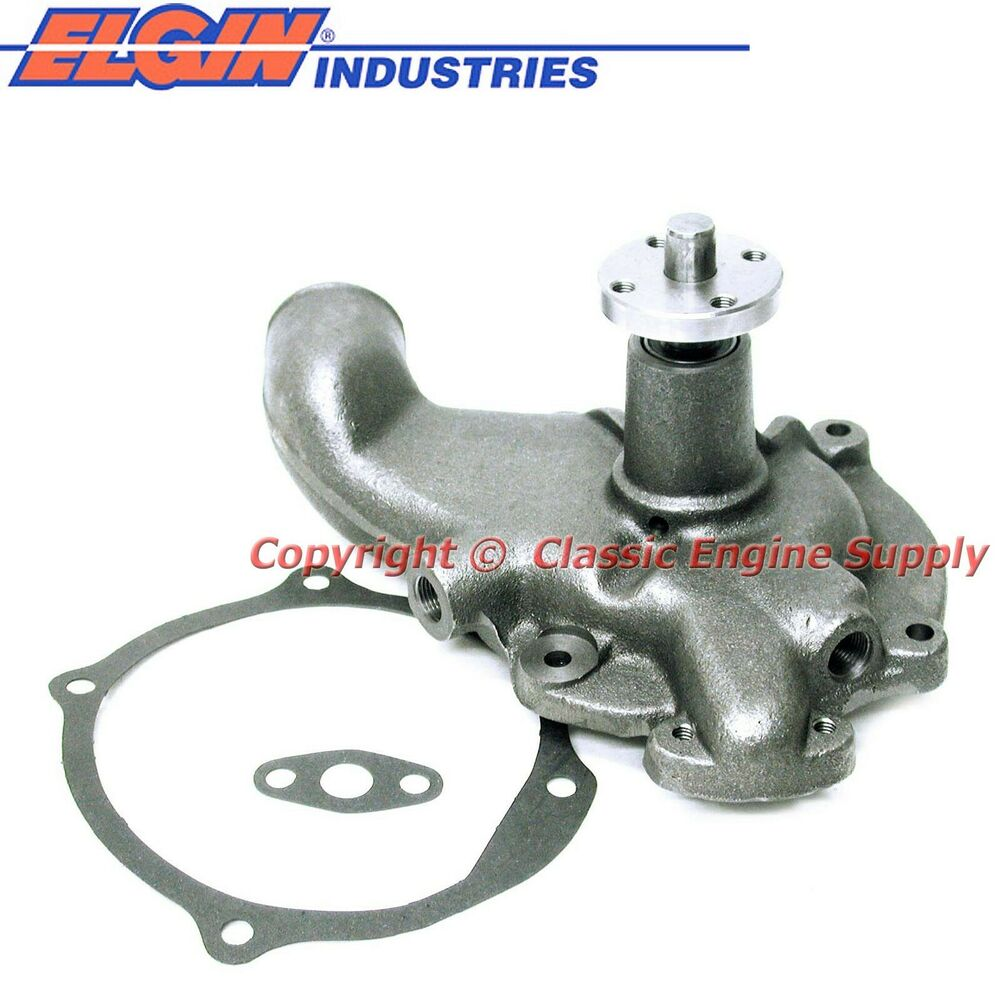 New Elgin WP488 Water Pump Fits Some Ford 272 292 312 Y