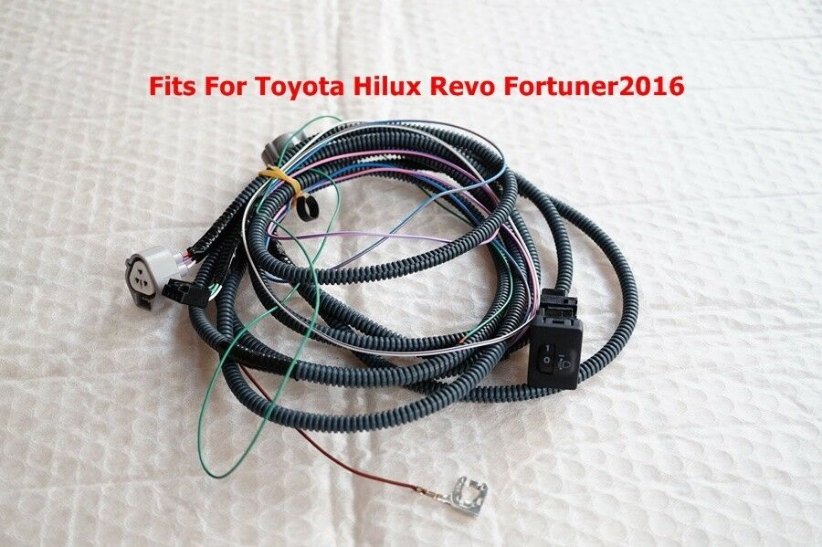 Genuine Toyota Hilux Fortuner 2016 Headlight Leveling