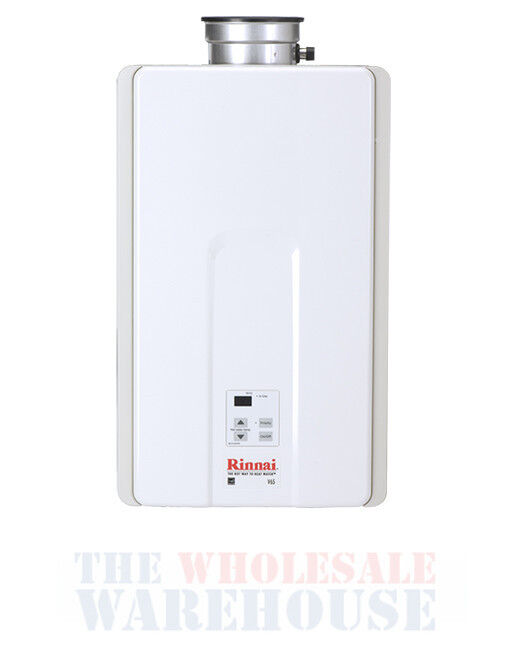 Rinnai V65in Natural Gas Tankless Water Heater Ebay