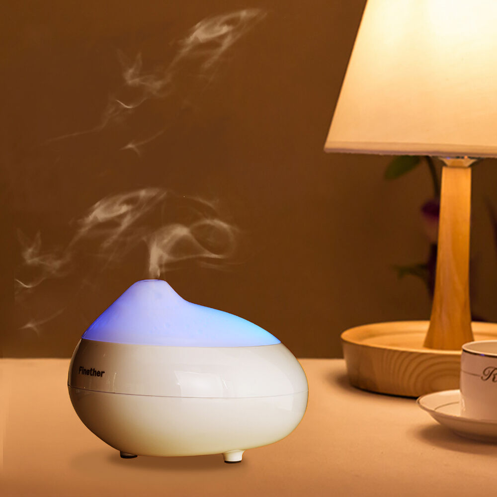 Led Aroma Diffuser Essential Oil Ultrasonic Humidifier Air
