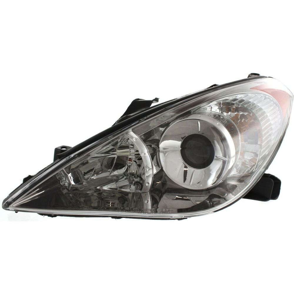 headlight for 2004 2006 toyota solara driver side w bulb ebay. Black Bedroom Furniture Sets. Home Design Ideas