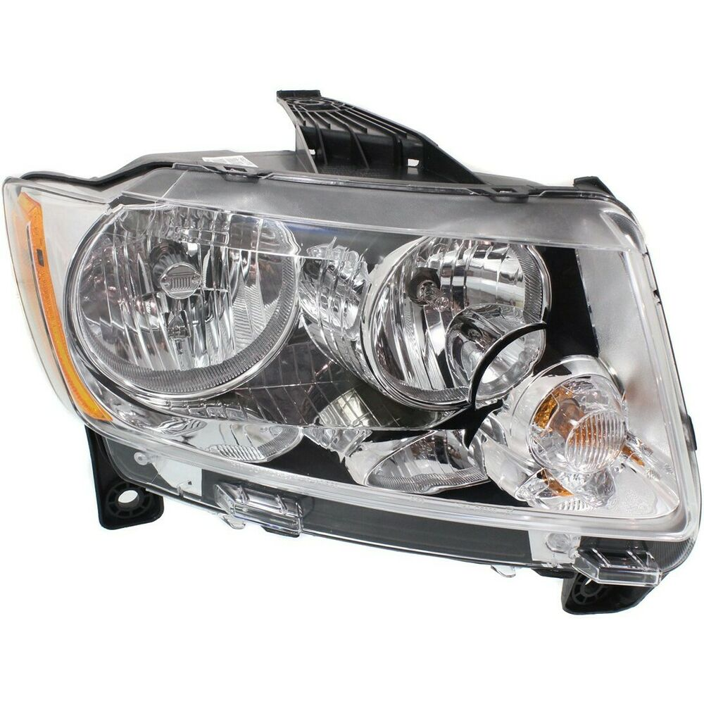 headlight for 2011 2013 jeep grand cherokee passenger side. Black Bedroom Furniture Sets. Home Design Ideas