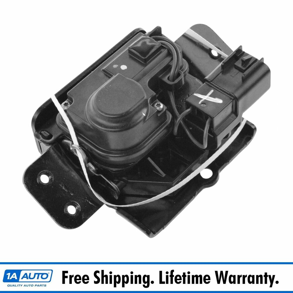 Oem Liftgate Power Lock Actuator W Integrated Latch For Chevy Gmc Suv New 7426854313784 Ebay