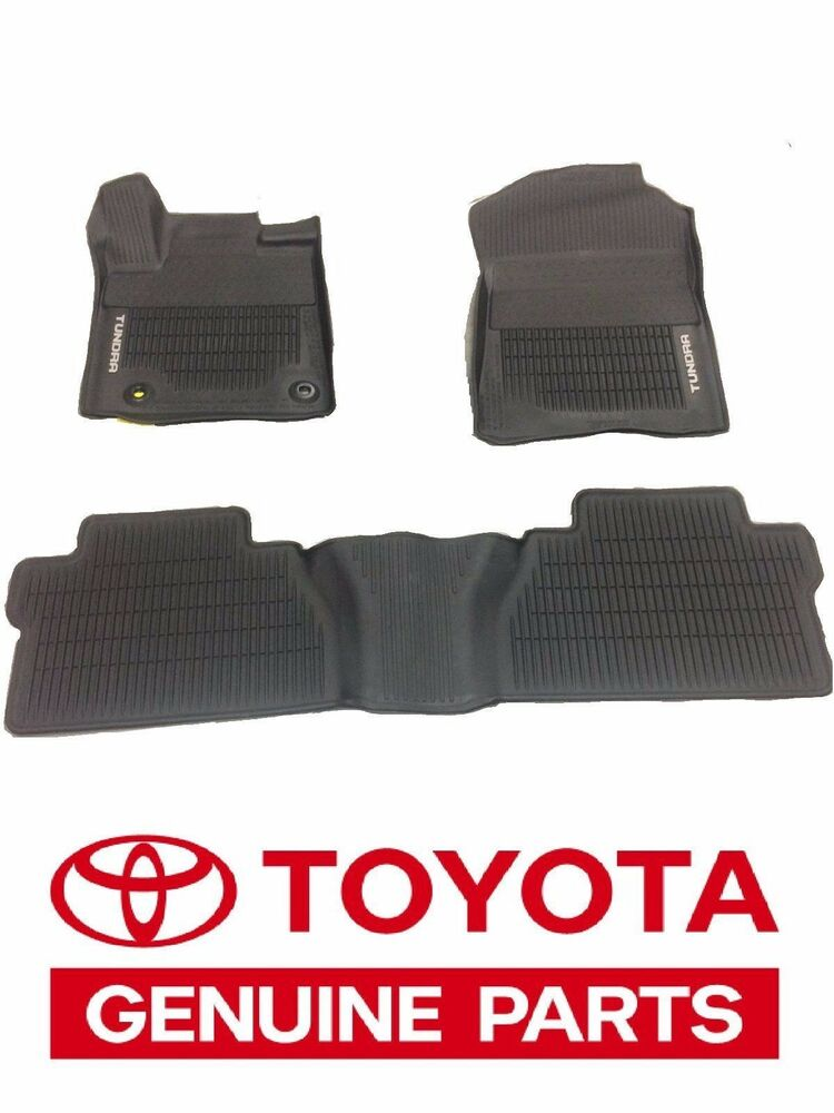 2014 toyota tundra floor mats 2017 tundra floor mat liners rubber all review husky. Black Bedroom Furniture Sets. Home Design Ideas
