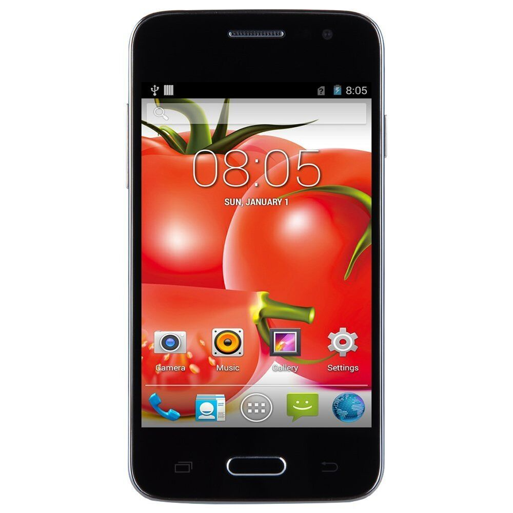 new unlocked gsm dual core smartphone no contract cell phone at t straight talk ebay. Black Bedroom Furniture Sets. Home Design Ideas