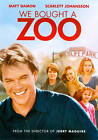 We Bought a Zoo (DVD, 2012)