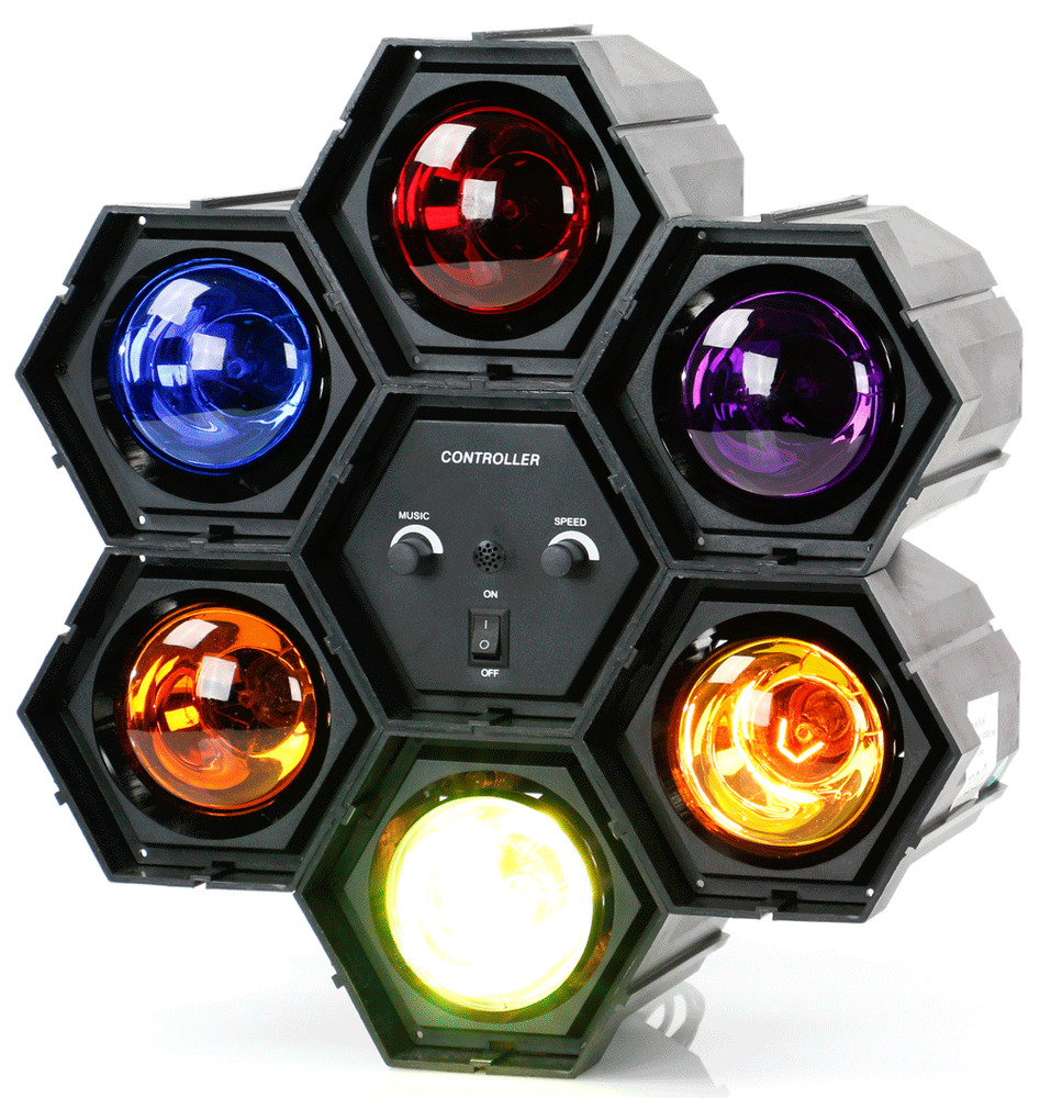 Led Light Fixture Flashing On And Off: TRAFFIC LIGHT COLOR FLASHING DISCO FOR PARTY DJ KARAOKE