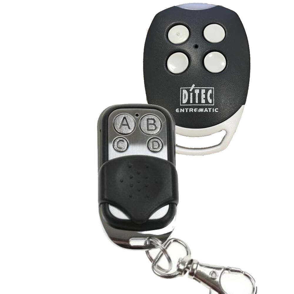 Remote Control Compatible With Ditec Entrematic For