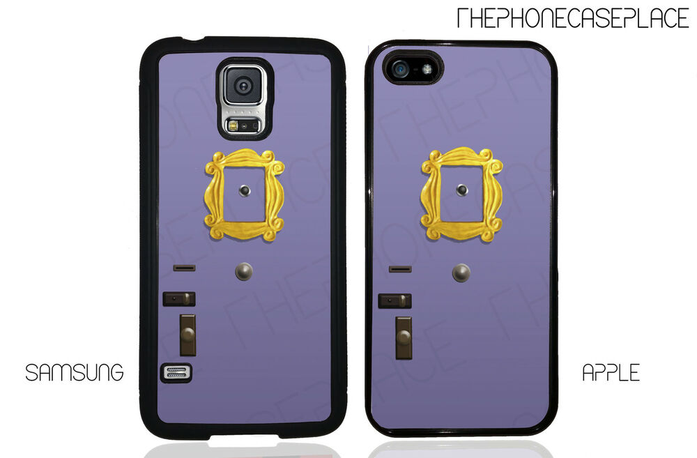 Friends TV Show Peep Hole Door Phone Case for Apple or ...