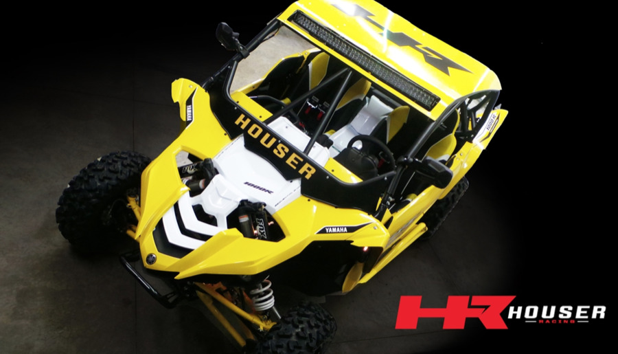 Houser Racing Roll Cage Armor Yamaha Yxz1000r Black Ebay