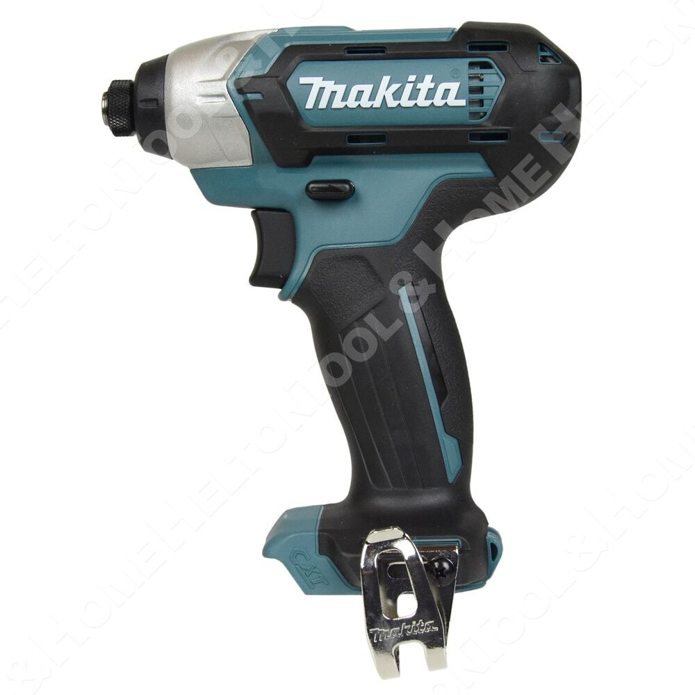 new makita dt03 12v max lithium ion cordless 1 4 hex dt01zw impact driver ebay. Black Bedroom Furniture Sets. Home Design Ideas