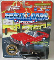 1994 Johnny Lightning Limited Edition Muscle Cars 1969 GTO Judge Series 3