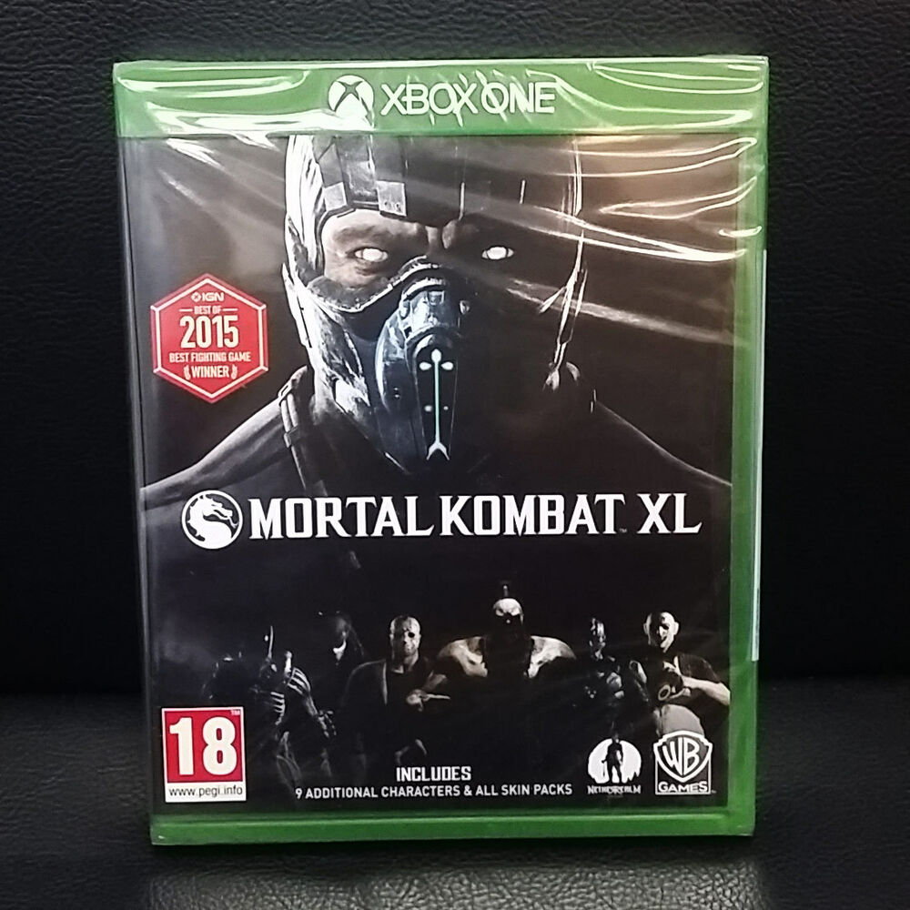 Buy Mortal Kombat XL Xbox One game cheap price