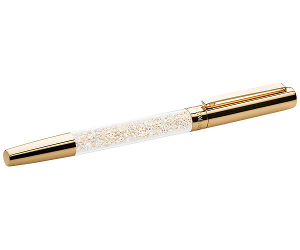 swarovski 5136548 rose gold crystalline stardust pen nib. Black Bedroom Furniture Sets. Home Design Ideas