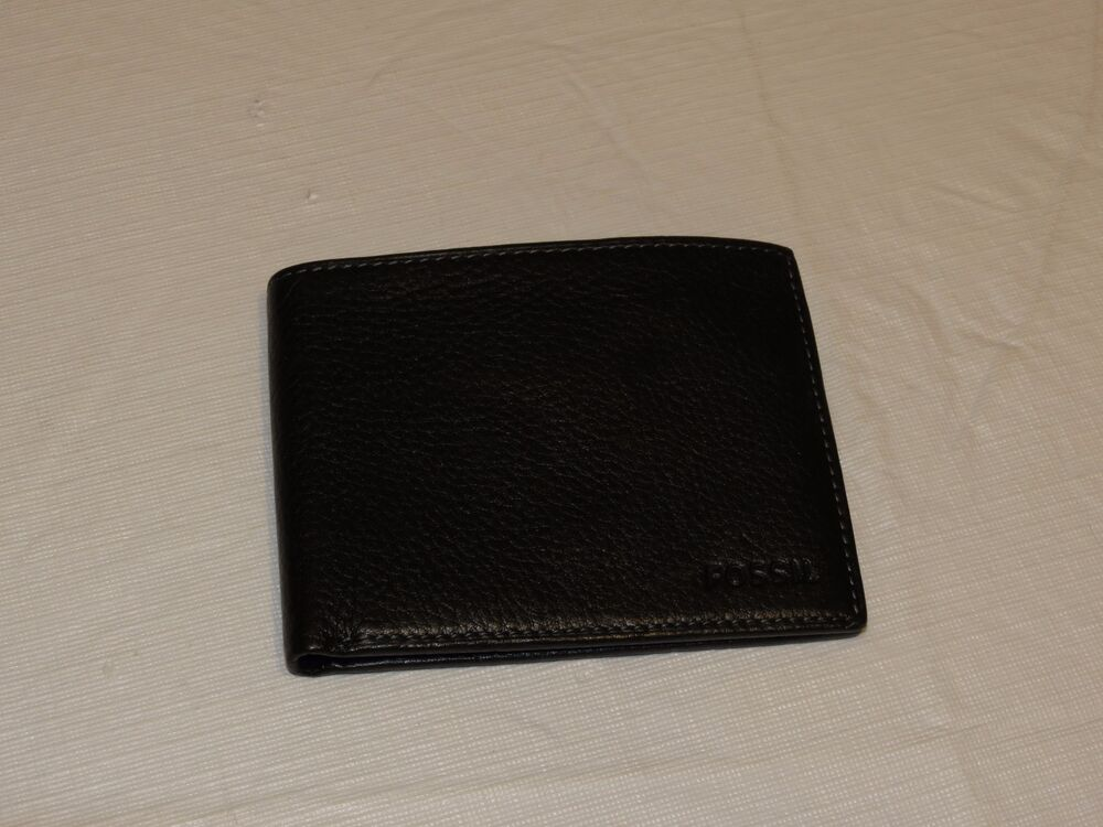 5a331b9a88a96b Mens Card Holder Wallet Fossil | Stanford Center for Opportunity ...