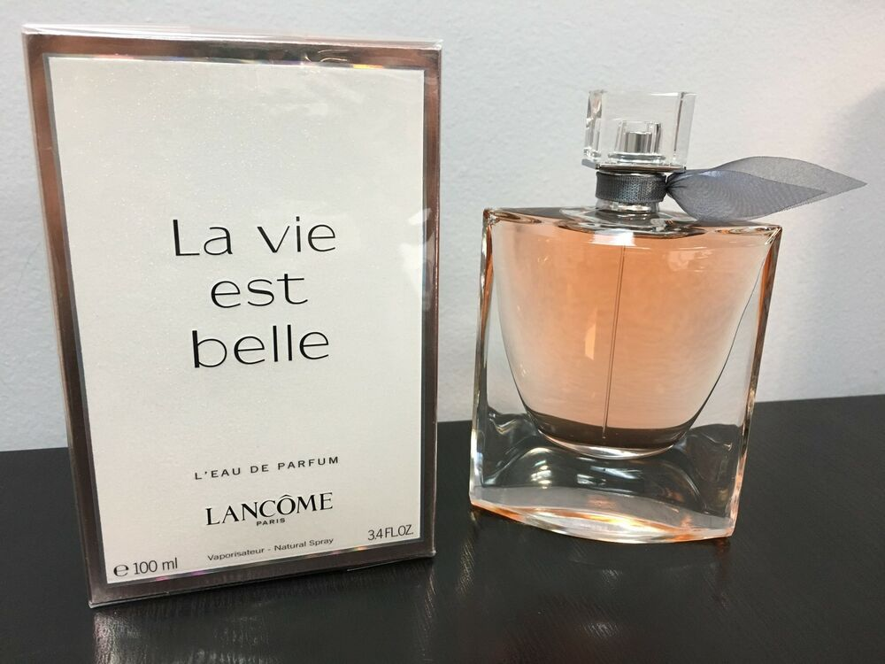 la vie est belle by lancome edp for women 100 ml 3 4 oz. Black Bedroom Furniture Sets. Home Design Ideas
