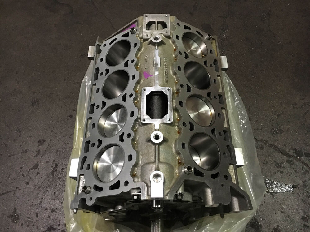 Taurus Sho Engine Short Block Assembly Complete 3 4l V