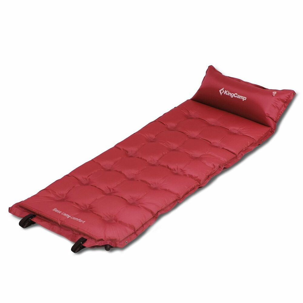 KingCamp Base Camp fort Self Inflating Mattress Pad for