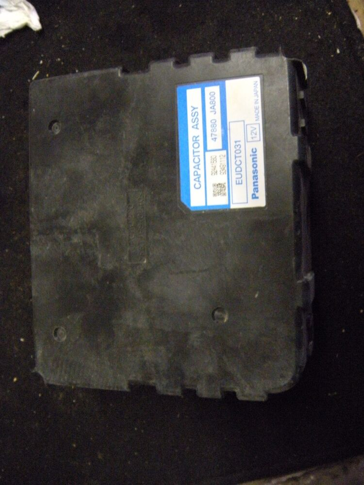 Details About 07 08 09 10 11 Nissan Altima Hybrid Battery Capacitor 47880 Ja800 See